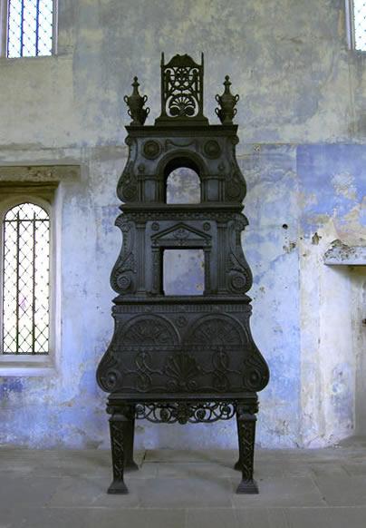 The Buzalgo stove