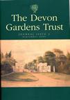 The Devon Gardens Trust Journal (Issue 2)